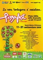 Pizzafest 2008 : world delegation